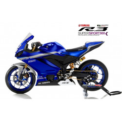 Yamaha R3 GYTR - okruhová...