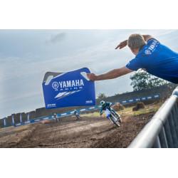 Yamaha racing Pit board