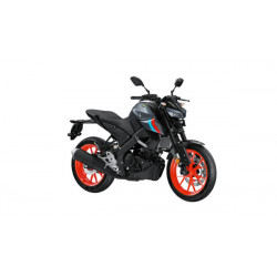 Yamaha MT-125 model 2021