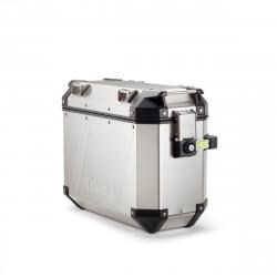 Hliníkový boční kufr levý