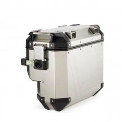Hliníkový boční kufr pravý