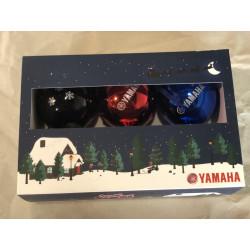Vánoční ozdoby Yamaha